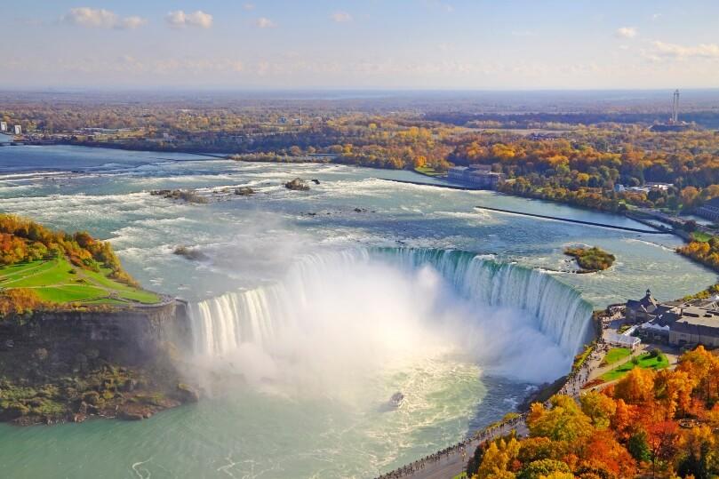 Niagara Falls Overview
